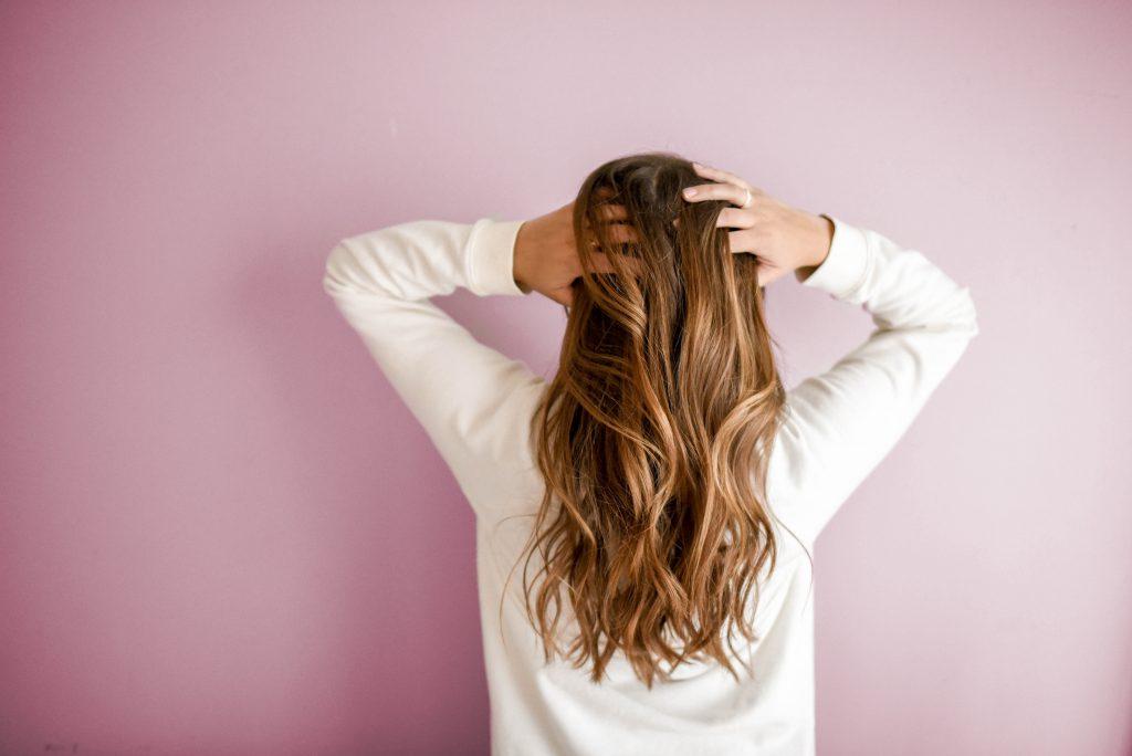 włosy normalne